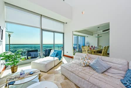 3 Bedroom Flat for Sale in World Trade Centre, Dubai - 3 Bed+Maid Room | Balcony | Large Duplex