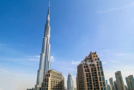 2 Bedroom Flat for Sale in Downtown Dubai, Dubai - Burj Khalifa View | Balcony | Mid Floor
