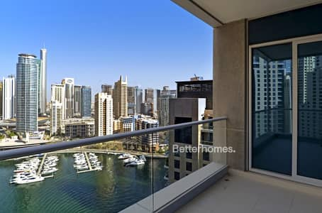 3 Bedroom Apartment for Sale in Dubai Marina, Dubai - Vacant | Shemara | Higher Floor | 3 Bed.