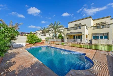 4 Bedroom Villa for Sale in Jumeirah Park, Dubai - Well Priced | Regional Large Villa 4 Bed