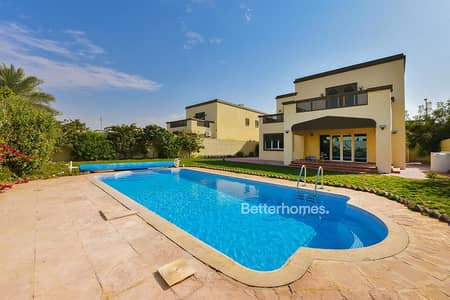 4 Bedroom Villa for Sale in Jumeirah Park, Dubai - Upgraded | Top Location | Swimming Pool.