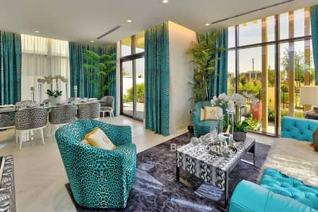 6 Bedroom Villa for Sale in DAMAC Hills (Akoya by DAMAC), Dubai - Park   Beach Golf  Pool  Ready to move  