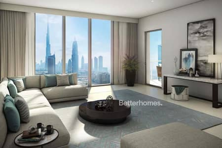 2 Bedroom Apartment for Sale in Downtown Dubai, Dubai - Full Burj & Fountain view I High floor 07 Layout I 5% deduction from OP