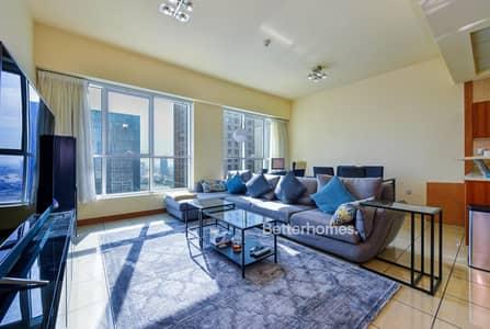 1 Bedroom Flat for Sale in Dubai Marina, Dubai - Vacant | Big size 1 Bed in Sulafa Tower