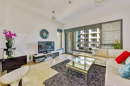 1 Bedroom Apartment for Sale in Downtown Dubai, Dubai - 1 bedroom + Study I Fountain view I VOT