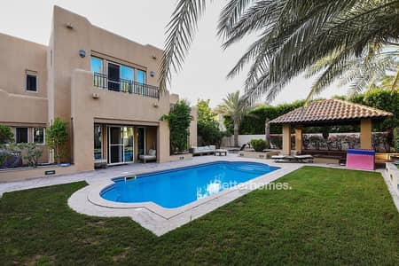 5 Bedroom Villa for Sale in Arabian Ranches, Dubai - Terranova I Type 17 I 5 bedrooms I Private Pool