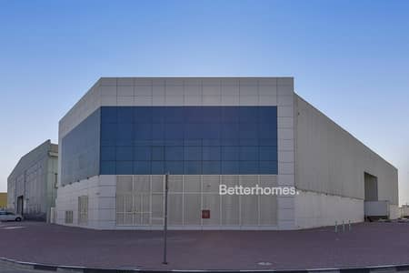 Warehouse for Sale in Nad Al Hamar, Dubai - Sale | Cold Storage Warehouse | Brand New