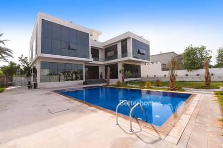 5 Bedroom Villa for Sale in Umm Al Sheif, Dubai - Brand New | Burj Arab View | 7 Cars Spaces