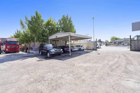 Plot for Sale in Ras Al Khor, Dubai - Commercial Plot for Garage use in Ras Al Khor Ind.1