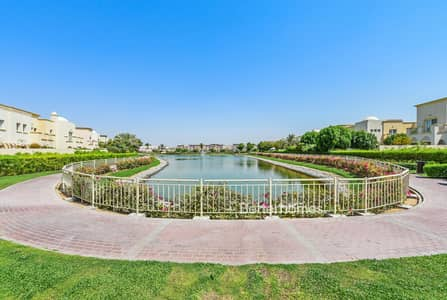 2 Bedroom Villa for Sale in The Springs, Dubai - Type 4M | Rented | Back to Back