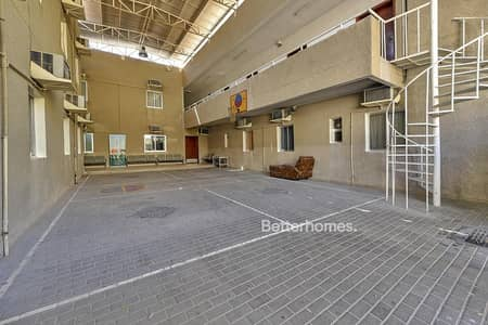 Labour Camp for Sale in Muhaisnah, Dubai - 36 Rooms G + 1  Labour Camp | Gated | For Sale