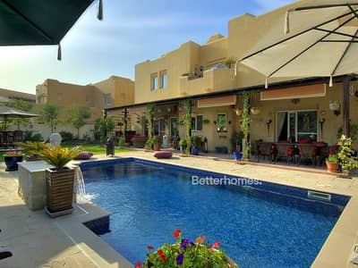 5 Bedroom Villa for Sale in Arabian Ranches, Dubai - Type 15 | Upgraded | Private Pool | Vacant
