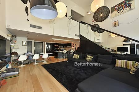 1 Bedroom Apartment for Sale in Downtown Dubai, Dubai - Loft | Duplex | Loft Podium | Luxury & Modified