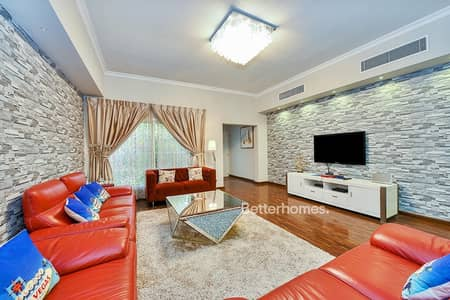 4 Bedroom Villa for Rent in The Lakes, Dubai - Deema 3 I Type 2 I 4br with maids & store I