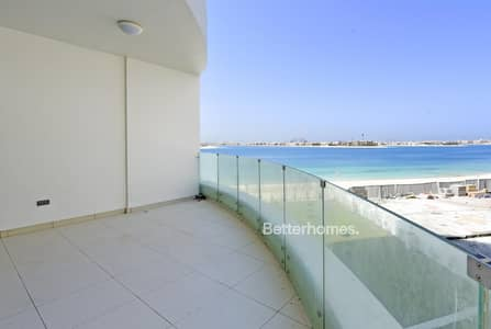 1 Bedroom Apartment for Sale in Dubai Waterfront, Dubai - Outstanding sea view furnished at Royal Bay Palm