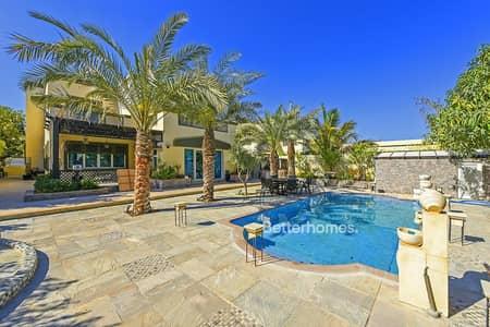 4 Bedroom Villa for Sale in Jumeirah Park, Dubai - 4 Bed Regional Villa for sale in Jumeirah Park