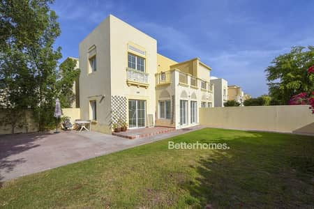 3 Bedroom Villa for Rent in The Springs, Dubai - Springs 2 I Type 1e I 3br with study & Miads I