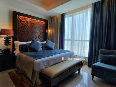 Studio for Sale in Downtown Dubai, Dubai - Furnished   Luxury Studio   The Address Downtown