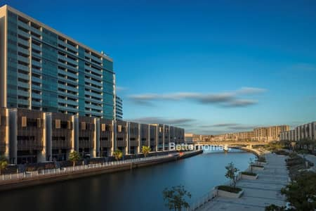 2 Bedroom Flat for Rent in Al Raha Beach, Abu Dhabi - Amazing Two Bedrooms w/ Canal view in Al Rahba