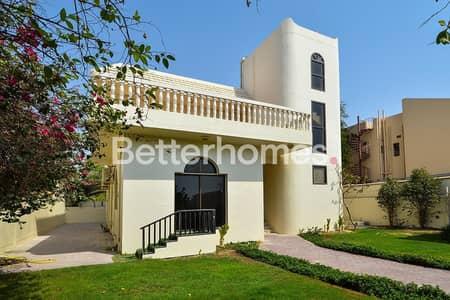 4 Bedroom Villa for Rent in Jumeirah, Dubai - Kinder Garden   65/sq.ft   Huge Garden