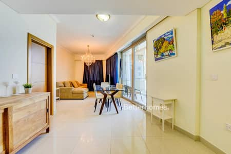 2 Bedroom Flat for Rent in Dubai Marina, Dubai - Furnished I Sea View I Ocean Heights
