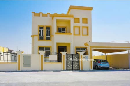 4 Bedroom Villa for Rent in Jumeirah Village Triangle (JVT), Dubai - Brand New Independent Villa | District 1