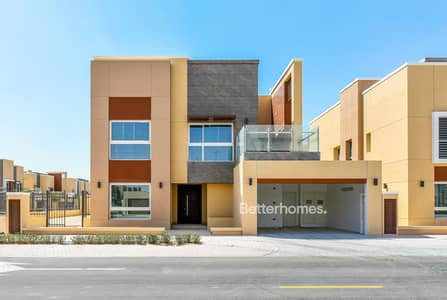 4 Bedroom Villa for Sale in Al Barsha, Dubai - Corner plot | Park view | Type 4D1