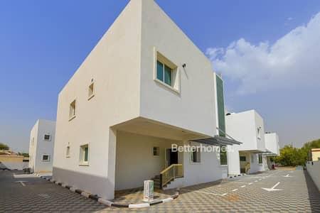 5 Bedroom Villa for Rent in Deira, Dubai - Brand New 5 Bedroom Compound Villa in Rashidiya