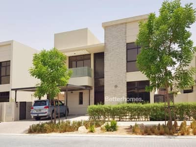 5 Bedroom Villa for Sale in DAMAC Hills (Akoya by DAMAC), Dubai - Whitefield  V4  New property  Stand Alone