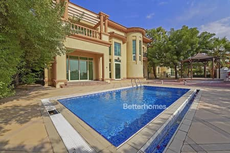 4 Bedroom Villa for Rent in Jumeirah Islands, Dubai - Landscaped | Skyline View | Vacant