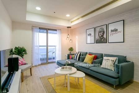 2 Bedroom Apartment for Sale in Dubai Marina, Dubai - Fantastic Sea View   Fully Furnished   Upgraded