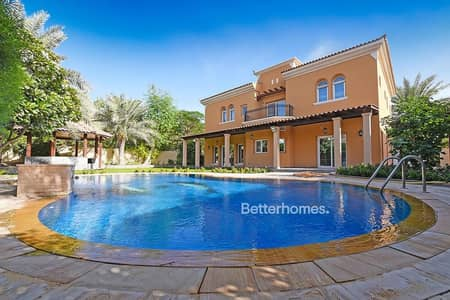 5 Bedroom Villa for Sale in Arabian Ranches, Dubai - Type 15 | 5 Bed | Private Pool | Upgraded | Vacant