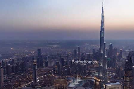 3 Bedroom Apartment for Sale in Downtown Dubai, Dubai - Burj View I High Floor I Great Location