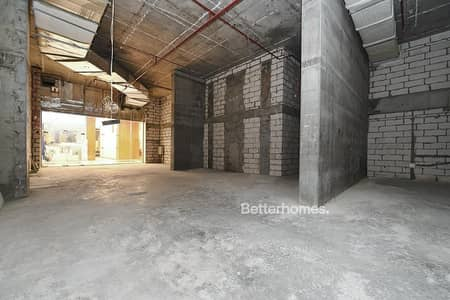 Shop for Rent in DIFC, Dubai - Fantastic Retail Space I Shell and Core