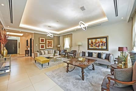 4 Bedroom Villa for Sale in Al Barsha, Dubai - Unique 4 BR Villa|Park Facing|Al Barsha
