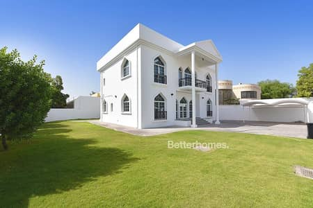4 Bedroom Villa for Rent in Al Safa, Dubai - Vacant | Large Garden | Premium | Unique