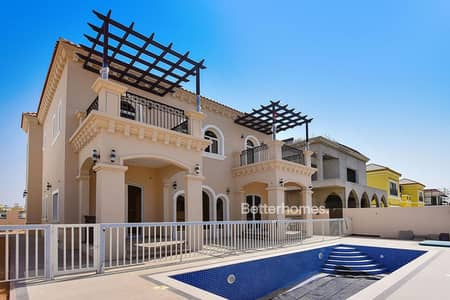 4 Bedroom Villa for Rent in Jumeirah Park, Dubai - BRAND NEW AWAY FROM CABLES  PRIVATE POOL
