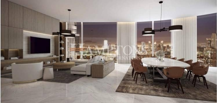 Luxury 5BR Penthouse + 7 Years Payment Plan