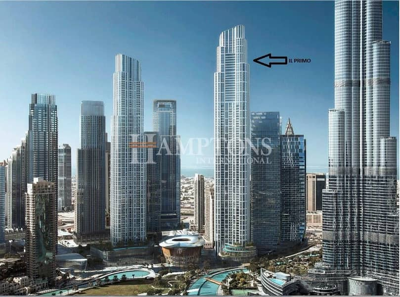 2 Luxury 4BR Penthouse + 7 years Payment Plan