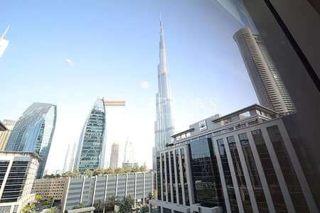 Office for Rent in Downtown Dubai, Dubai - Nicely Fitted | Full Floor in Emaar Square