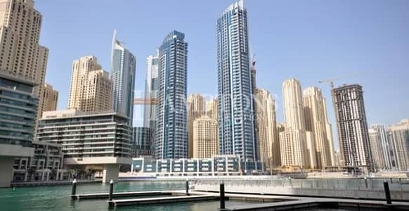 1 Bedroom Flat for Sale in Dubai Marina, Dubai - Great Location | Furnished 1BR Bay Central