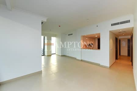 1 Bedroom Flat for Sale in Downtown Dubai, Dubai - Largest 1BR with Sea View | Mid Floor