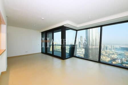 3 Bedroom Apartment for Sale in Downtown Dubai, Dubai - Best Layout 3BR Full Burj and Fountain View