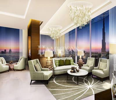 4 Bedroom Flat for Sale in Downtown Dubai, Dubai - Panoramic View | Sky Collection | 4BR + M