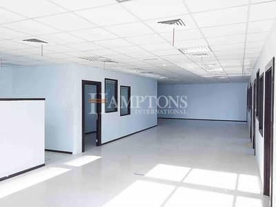 Office for Sale in Barsha Heights (Tecom), Dubai - 5 Partitions | Open Work Space | 3 Parking