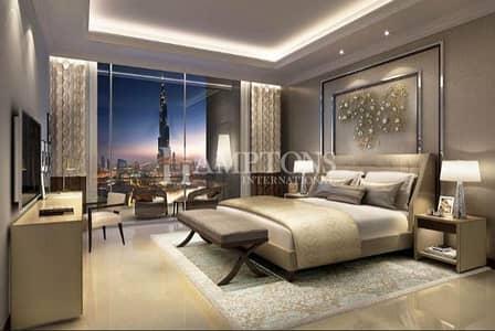 3 Bedroom Apartment for Sale in Downtown Dubai, Dubai - High Floor | Full Burj & Fountain View