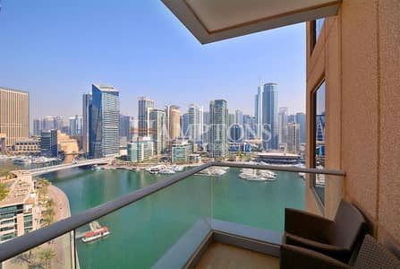 2 Bedroom Apartment for Sale in Dubai Marina, Dubai - Priced to SELL | 2BR Marina View | Beauport