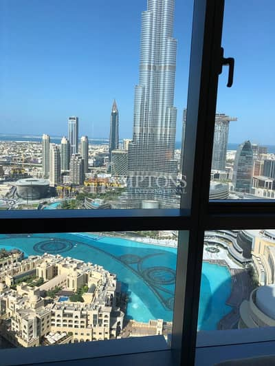 2 Bedroom Apartment for Sale in Downtown Dubai, Dubai - 2 Units Next to each   Best Layout   Full View