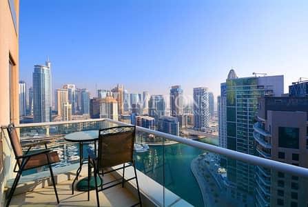 2 Bedroom Flat for Sale in Dubai Marina, Dubai - Full Marina View | 2BR | Motivated Seller