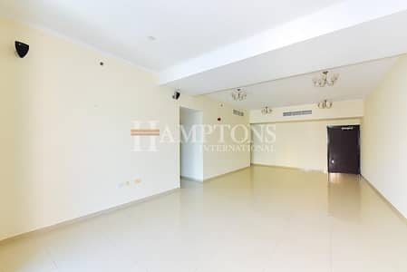 2 Bedroom Apartment for Sale in Dubai Marina, Dubai - Vacant | Low Floor | Community View